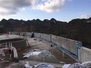 Wysokiej jakości przezroczyste panele basenowe