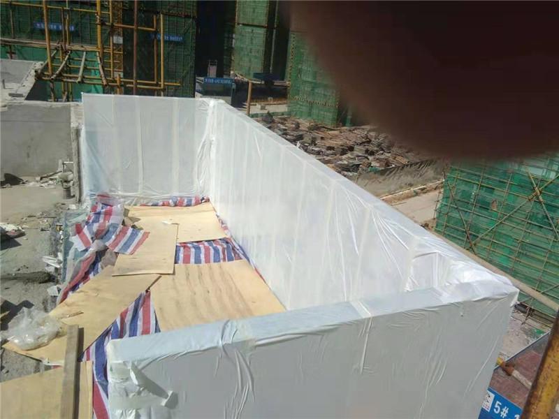 90 mm niestandardowy basen akrylowy