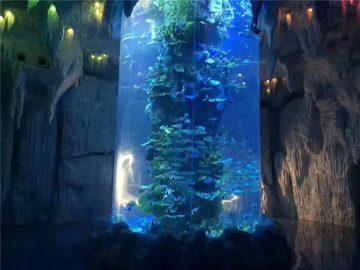 przezroczyste płyty akrylowe do dużych akwariów, akwariów rybnych